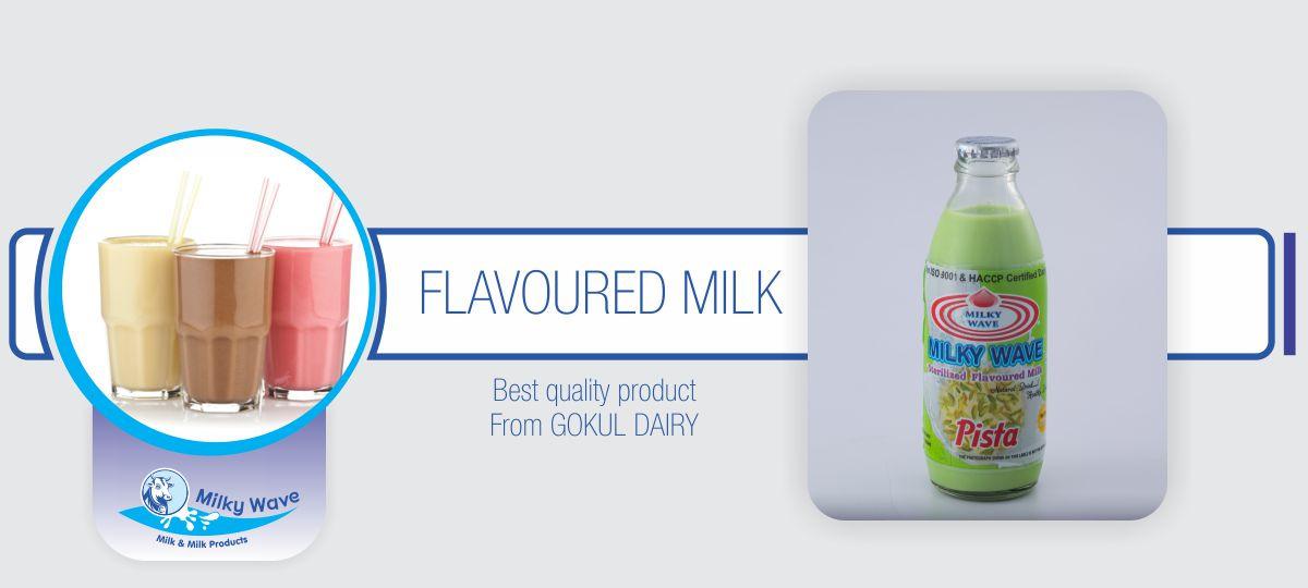 gokuldairy flauvared milk
