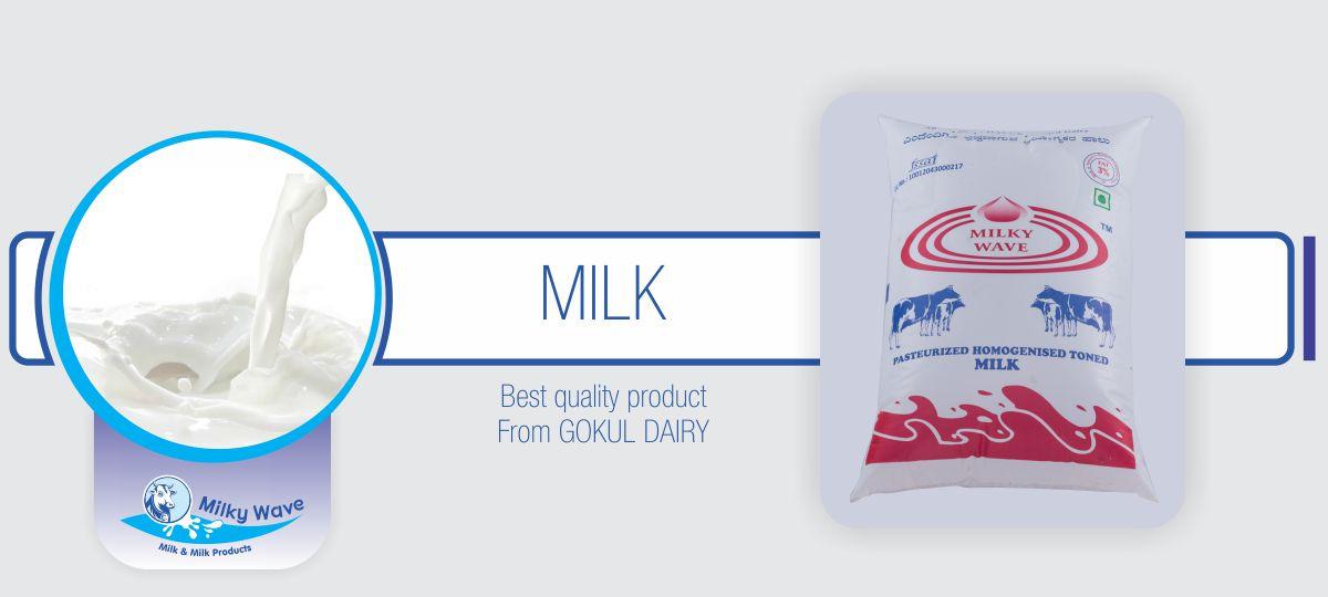 gokuldairy milk